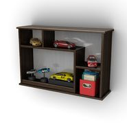 South Shore Highway Collection Wall Storage Unit Mocha at Sears.com