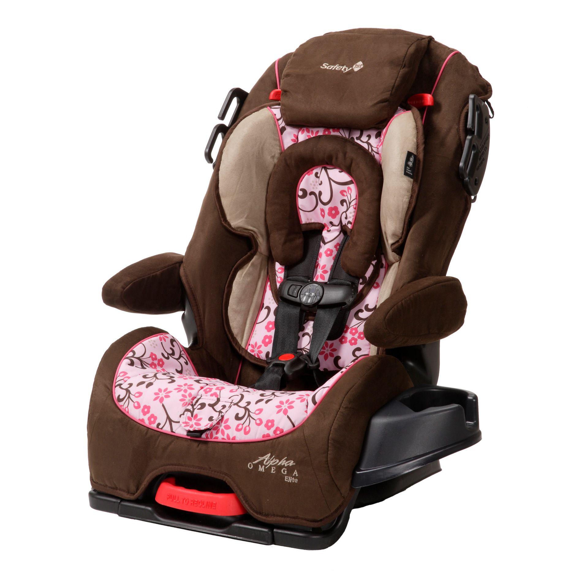 alpha omega elite car seat instructions