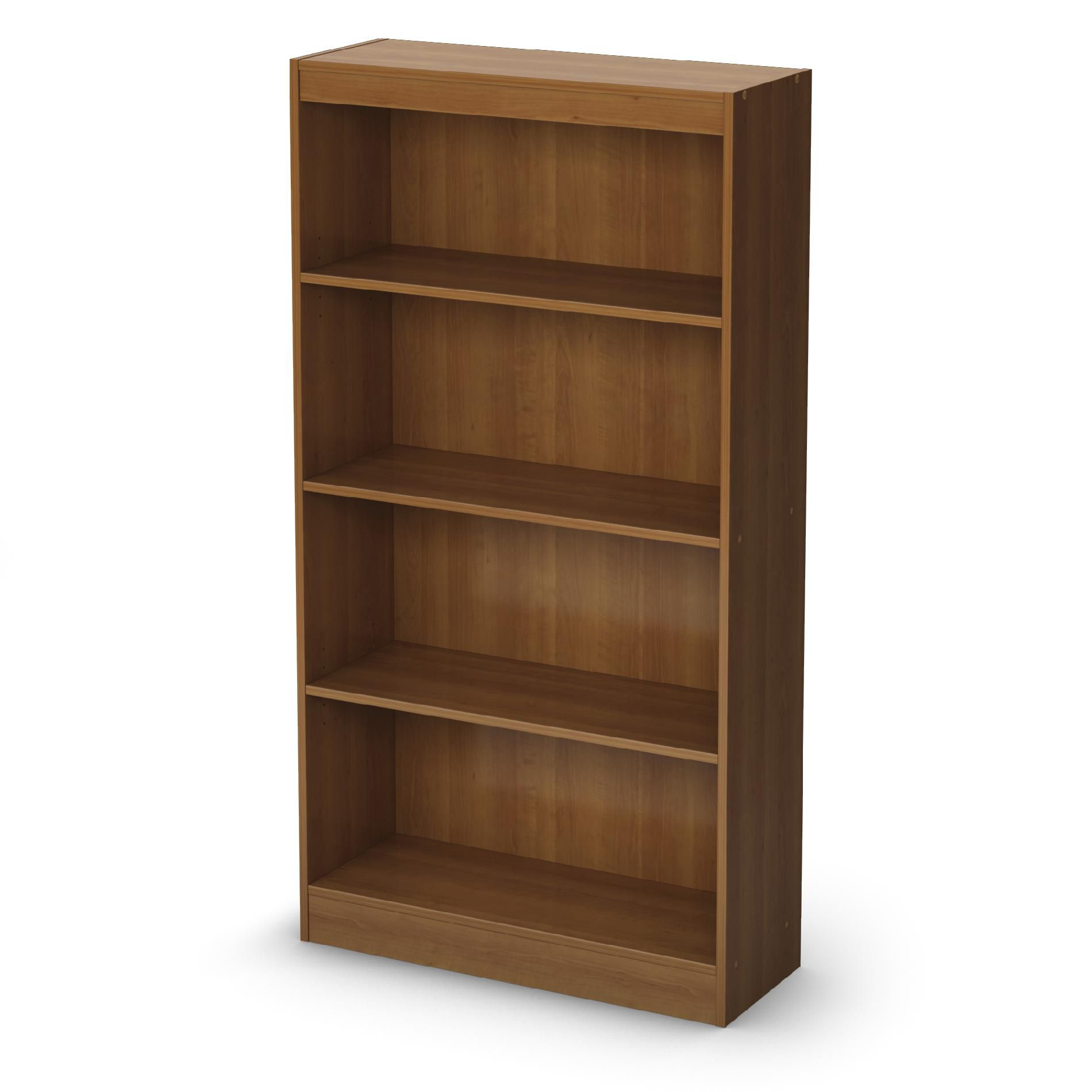 South Shore Axess Collection 4-Shelf Bookcase