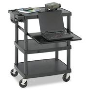 Safco Three Shelf Multimedia Cart at Kmart.com