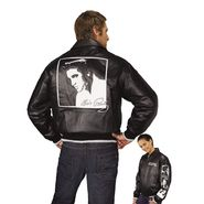 Excelled Elvis Film Clip Leather Jacket at Kmart.com