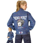 Excelled Betty Boop Rebel Denim Jacket at Kmart.com