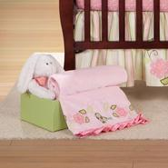 BananaFish Love Bird Collection Baby Blanket at Kmart.com