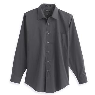 Arrow Fitted Poplin Long Sleeve Dress Shirt
