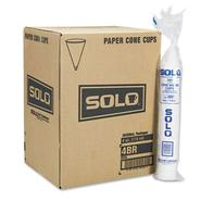 SOLO 4oz Paper Cone Cold Cups, 25 Bags of 200/Ctn at Sears.com