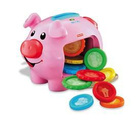 Laugh and Learn Learning Piggy Bank™