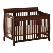 Stork Craft Tuscany 4-in-1 Fixed Side Convertible Crib - Espresso at Sears.com