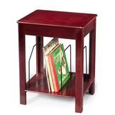 Crosley Entertainment Center Stand, Cherry at mygofer.com