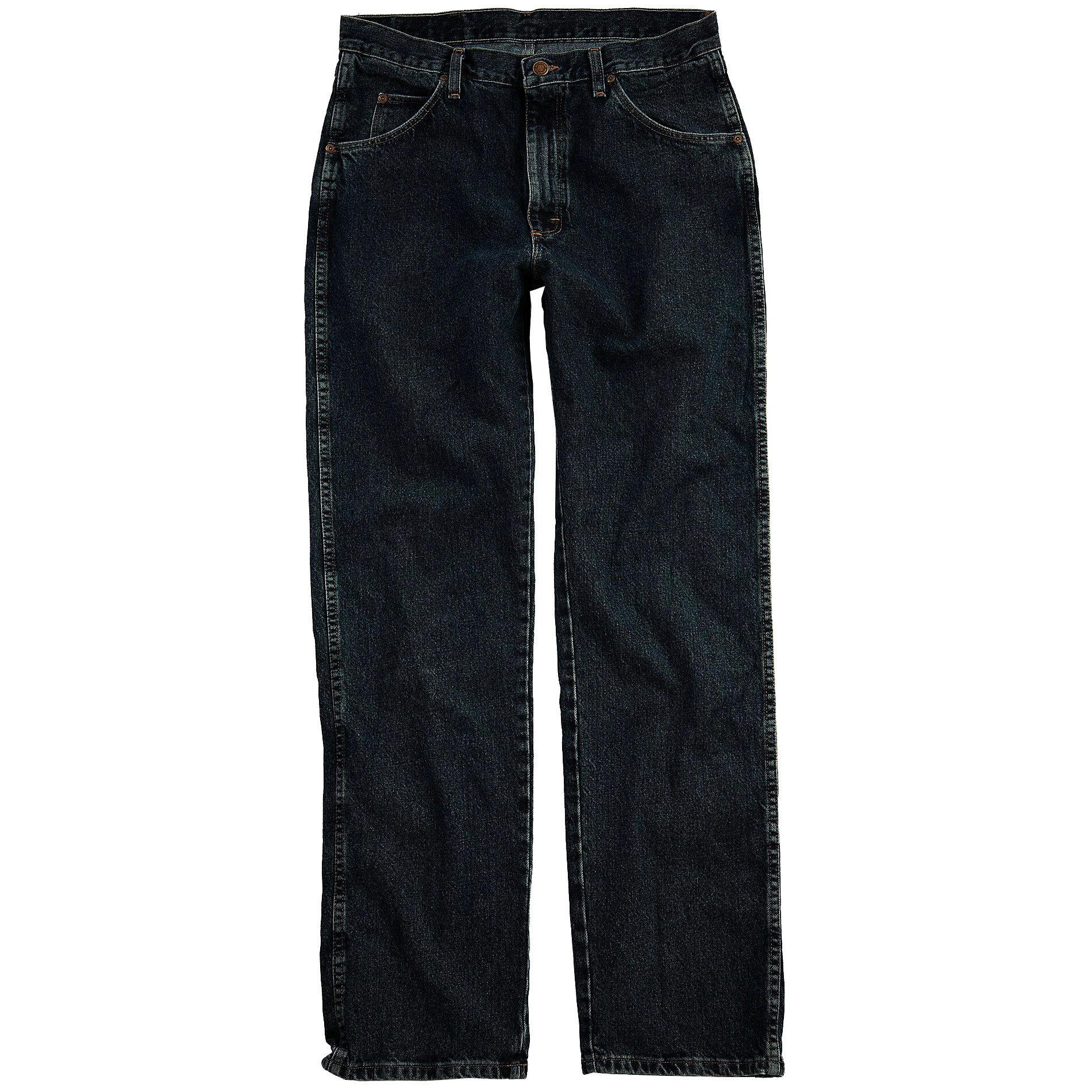 Wrangler Regular Fit Black Jean at Kmart.com