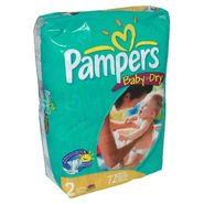 Pampers Baby Dry Diapers, Size 2 (12-18 lbs), Sesame Street, Mega, 72 diapers at Kmart.com