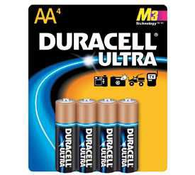 Ultra AA Alkaline Batteries