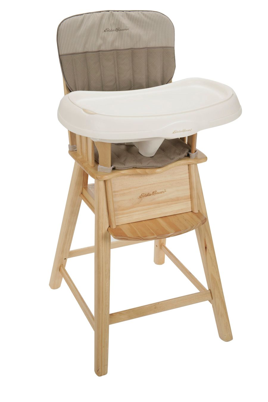 Eddie Bauer Wood High Chair - Sonoma
