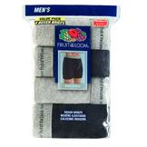 Fruit of the Loom Men's Cotton Boxer Briefs - 4 Pk. at mygofer.com