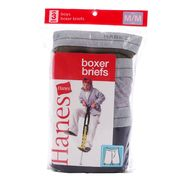 Hanes Boy's Boxer Briefs - 3 Pack at Kmart.com