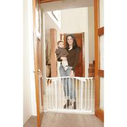 Dream Baby Hallway Security Gatewith Extensions/White at Sears.com