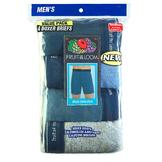 Fruit of the Loom Men's Blues Collection Boxer Brief - 4-pack at mygofer.com
