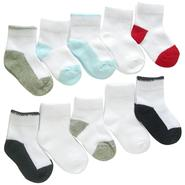 WonderKids Newborn Socks at Kmart.com
