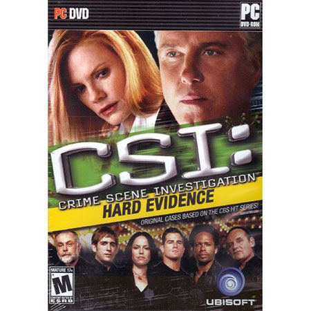 CSI 4: Hard Evidence                                                                                                             at mygofer.com