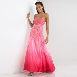 Glitter Overlay Ombre Ball Gown at Kmart.com