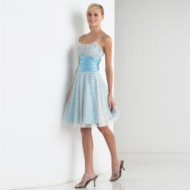 Diamond Flocked Party Dress at Kmart.com