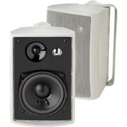 "Dual 4"" 3-Way 100-Watt Indoor/Outdoor Loudspeakers at Sears.com"