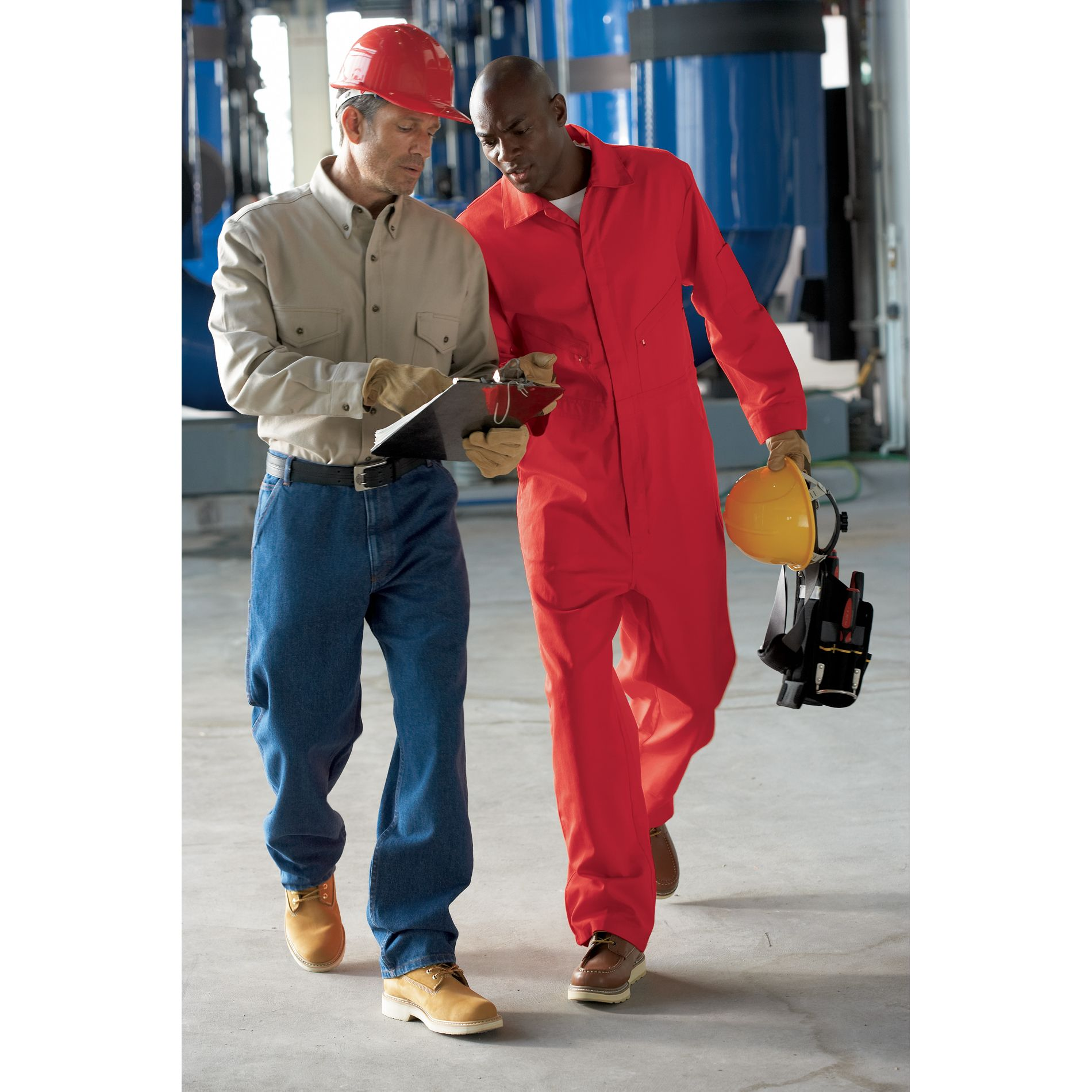 FR Industries  Flame Resistant Coverall