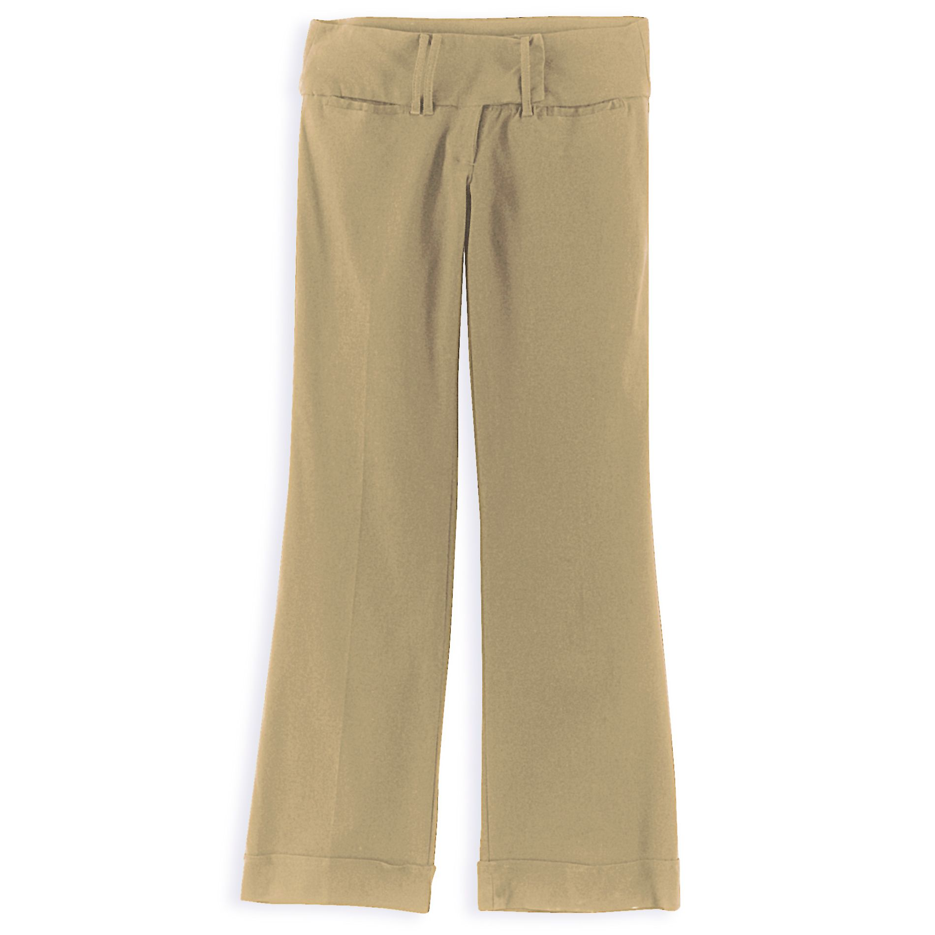 Goddess Juniors' Boot Cut Trousers at Kmart.com