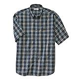 Carhartt Short Sleeve Plaid Shirt at mygofer.com