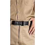 Craftsman Black Stitched Edges Belt at Craftsman.com