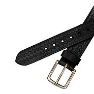 Craftsman Black Embossed Belt at Sears.com