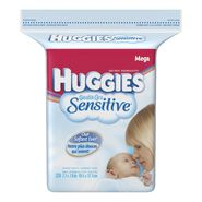 Huggies Supreme Refill Baby Wipes, Fragrance Free, 128 wipes at Kmart.com