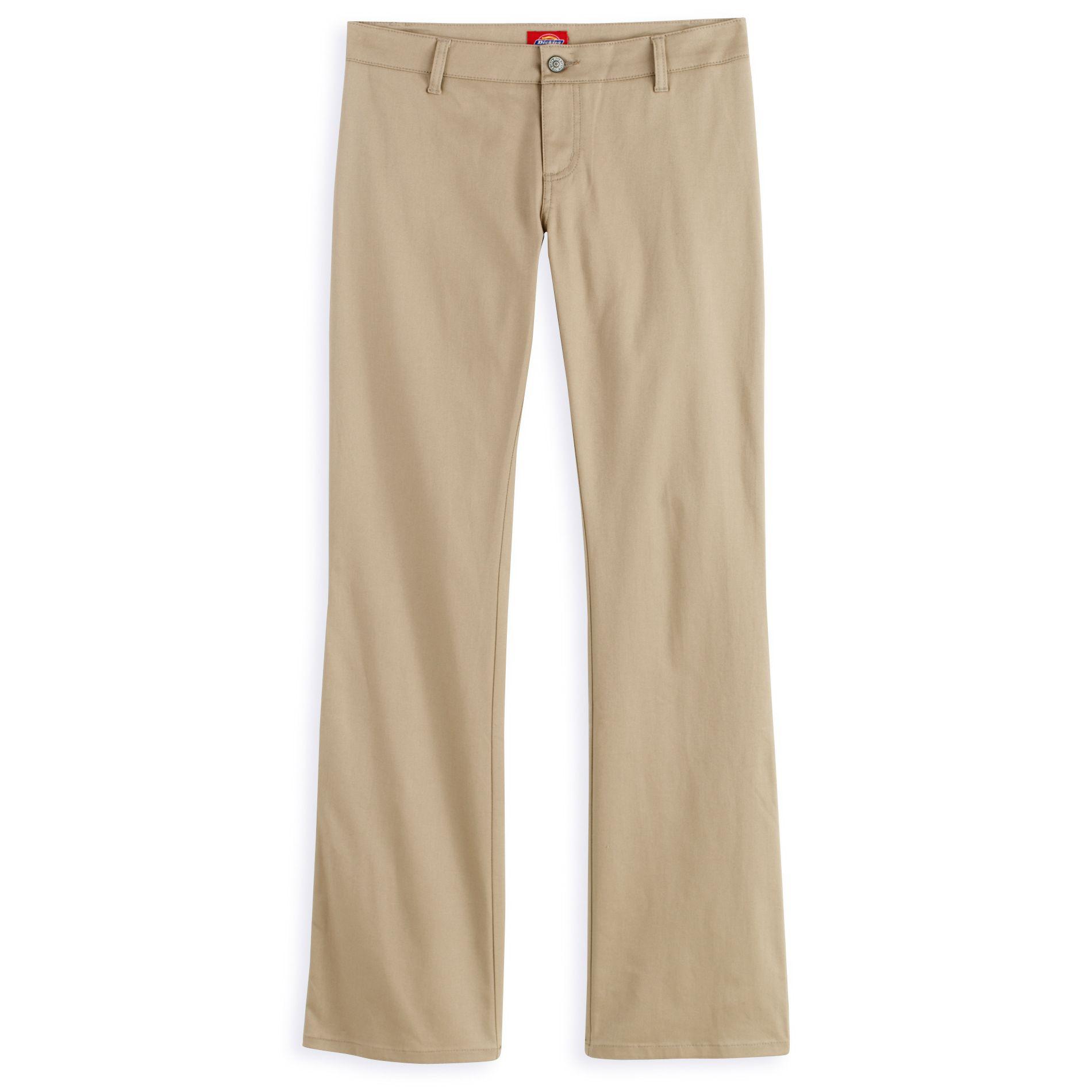 Dickies Juniors' Twill Worker Pants