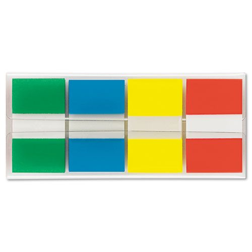 Post-it Flags 4-Pack in Portable Dispenser