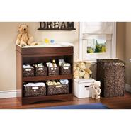 South Shore Peak-a-boo Changing Table - Royal Cherry at Kmart.com