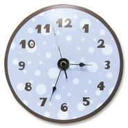 Trend Lab Baby Blue and Brown Clock at Kmart.com