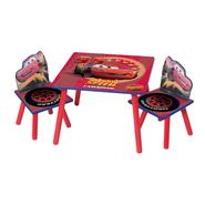 Disney Cars Table & Chairs Set at Kmart.com