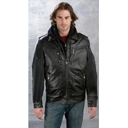 Excelled Men's Nappa Leather Hooded Hipster at Kmart.com