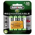 NiMH AA Rechargeable Battery, 4 pk.