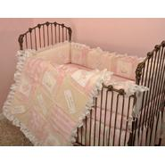 Cotton Tale Heaven Sent Girl 4-pc Crib Set at Kmart.com