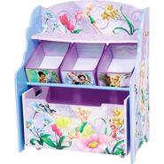 Disney Baby Fairies 3 Tier Toy Organizer with Rollout Toy box at Kmart.com