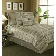 Sherry Kline Stretta Spa Queen Comforter set at Kmart.com