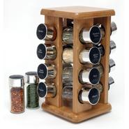 Lipper Filled Spice Rack 16 Bottle Capacity at Kmart.com