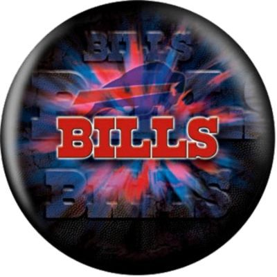 Buffalo Bills Bowling Ball