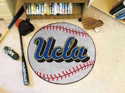 Fanmats UCLA - California, Los Angeles Baseball Rugs 29