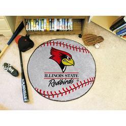 Fanmats Illinois State Baseball Rugs 29