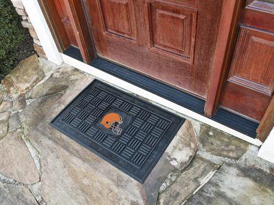 Fanmats Cleveland Browns Medallion Door Mat