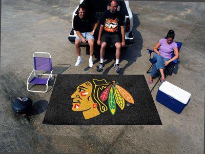 Fanmats Chicago Blackhawks Ulti-Mat 10370 PartNumber: 03736637000P