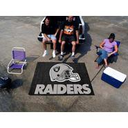 "Fanmats Oakland Raiders Tailgater Rug 60""72"" at Sears.com"