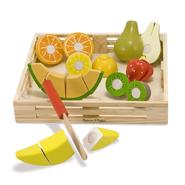 Melissa & Doug Cutting Fruit Crate at Sears.com
