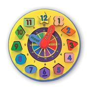 Melissa & Doug Shape Sorting Clock at Kmart.com